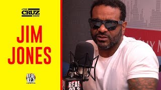 Jim Jones Talks Marijuana Business, Appreciation For Kevin Durant + Says This Rapper Is CANCELLED!