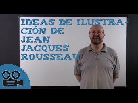 Ideas de Ilustración de Jean Jacques Rousseau