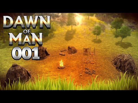 DAWN OF MAN 🏹 001: Steinzeit in Stuckenborstel