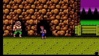 [TAS] [Obsoleted] NES Double Dragon by Phil in 09:35.15