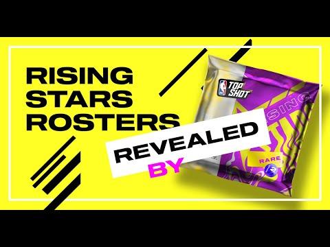 2021 NBA Rising Stars Roster Announced
