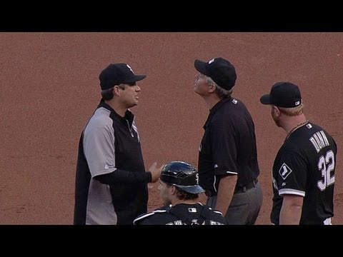 DET@CWS Torii escapes rundown on an obstruction call