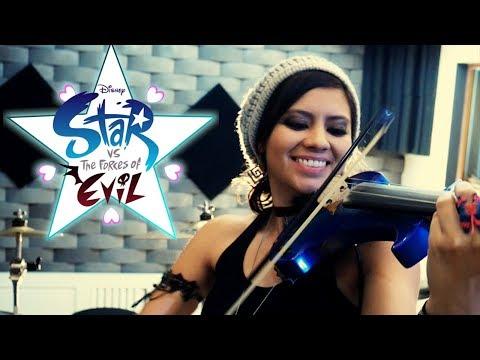 STAR vs. Las Fuerzas del Mal ❤  VIOLIN COVER! Martha Psyko