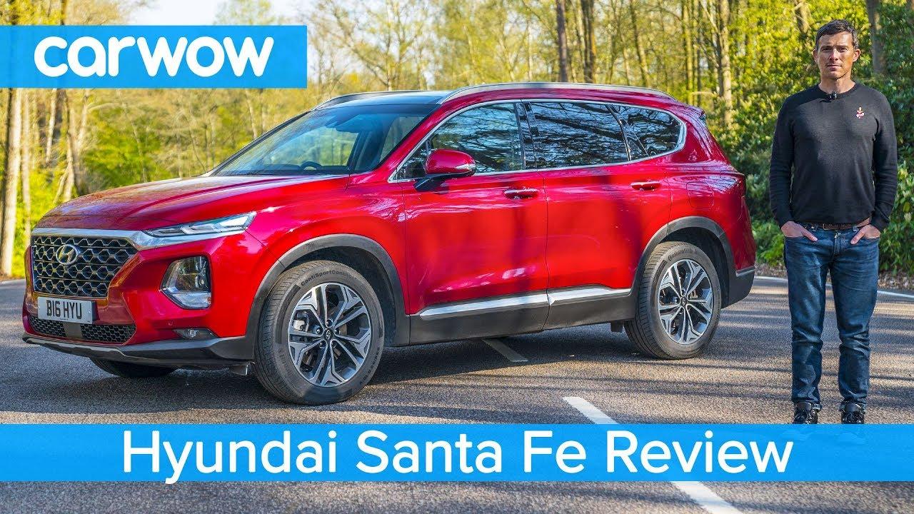 Hyundai Santa Fe SUV 2020 in-depth review | carwow Reviews