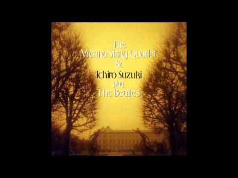 Ichiro Suzuki, Vienna Quartet - Here There And Everywhere.mp4