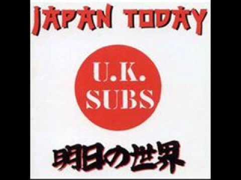 UK Subs - Japan Inc.