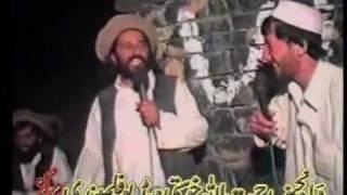 vuclip Khost Lughat ( Pashto poetry / freestyle rap ) - Zangi Khan , Haji Mat Khan