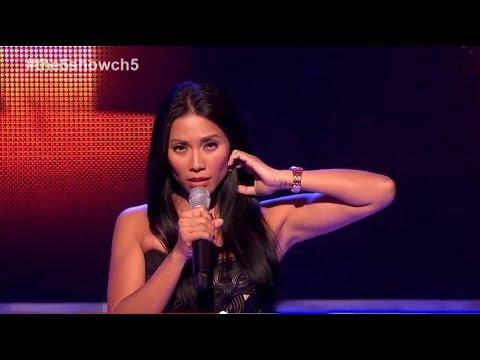 Anggun - Snow On The Sahara (Live Acoustic 2015 @ The 5 Show)