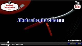 Gambar cover Karaoke Rita Sugiarto - Acuh Tak Acuh