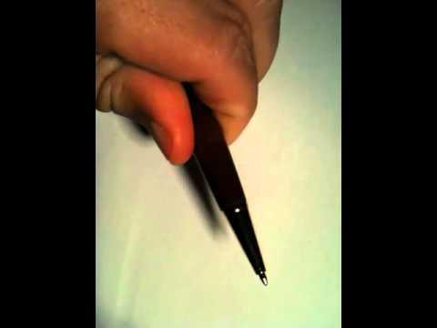 Australian Red Cedar Pen