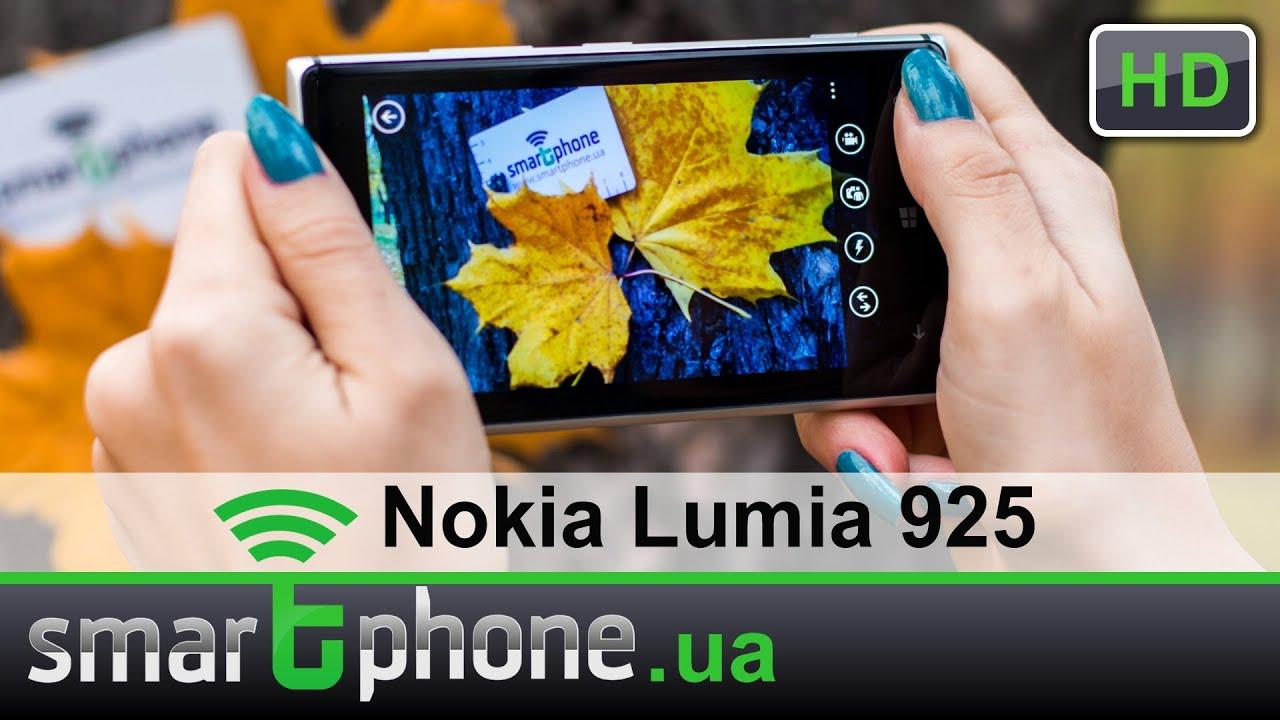 Видео-обзор Nokia Lumia 830 - YouTube