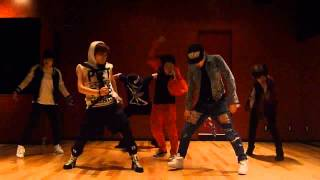"B.A.P(비에이피) ""No Mercy"" dance cover - B.A.D - japanese girls"