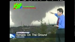 April 27, 2011 Weather Coverage