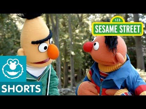 Sesame Street: Bert & Ernie's Paper Clip Life Hacks | Backyard with Bert #2