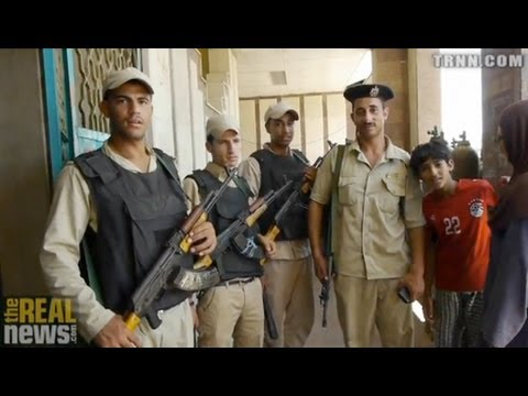 Egypt's 'Operation Eagle' Attempts to Restore Order in Lawless Sinai