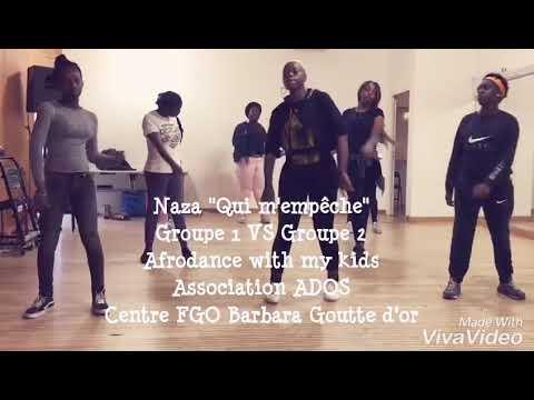 Naza - Qui m'empêche | choregraphy by Kacy kanne