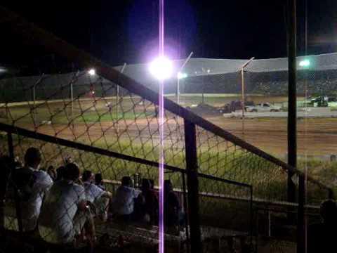 105 Speedway in Cleveland, TX - June Race - Heat Race