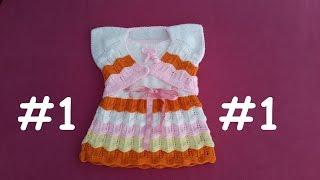 Kız Çocuğu Elbise ve Bolerosu (2-4 Yaş) #1