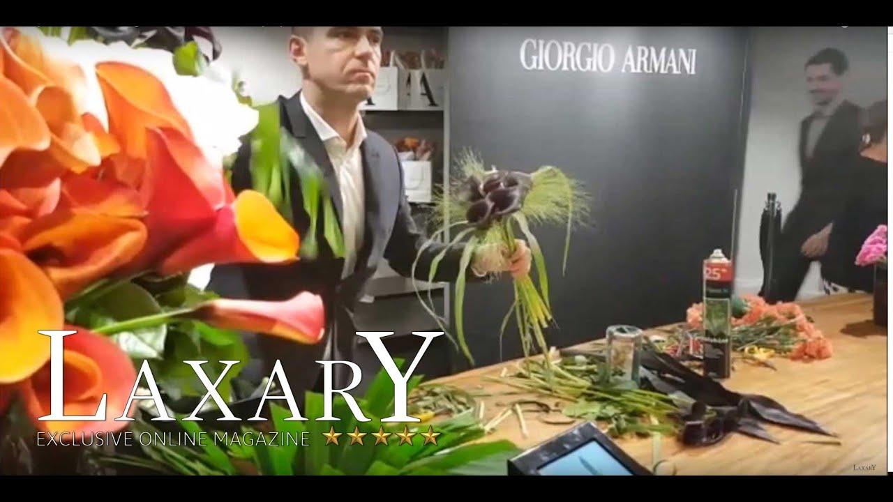 Laxary.de besucht Giorgio Armani Event von Apropos in Köln