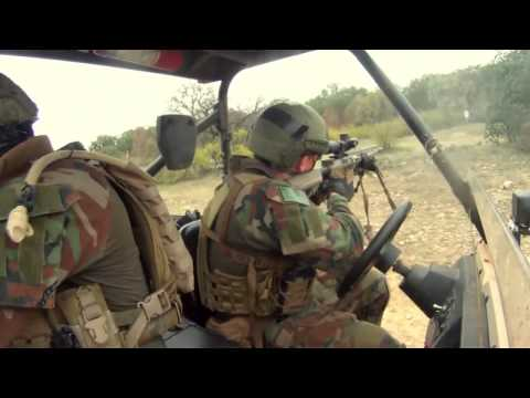 Advanced Sniper training (Marine Raiders)