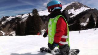 Teaching Kids to Snowboard: The Mini-Shred Movement!