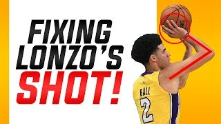 Fixing Lonzo Ball