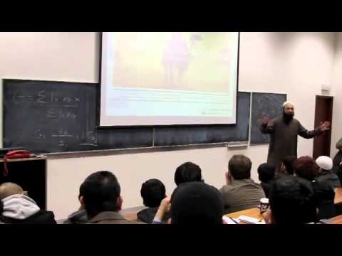 The Life of Umar Ibn Al-Khattab (ra) | Shaykh Zahir Mahmood