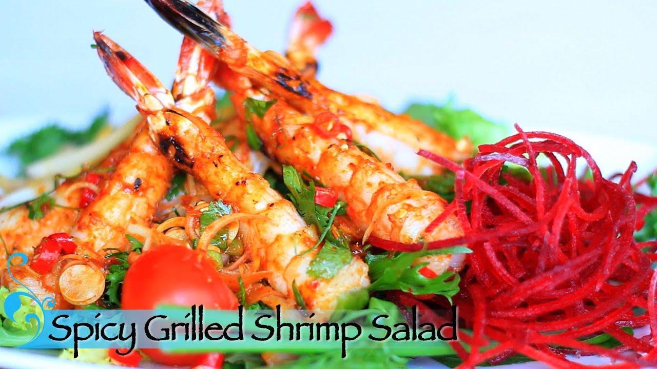Thai Restaurant Week 2013Spicy Grilled Shrimp SaladMai Thai