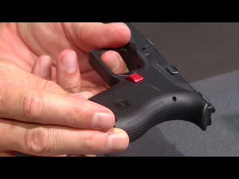 Glock 43 Extended Mag Release