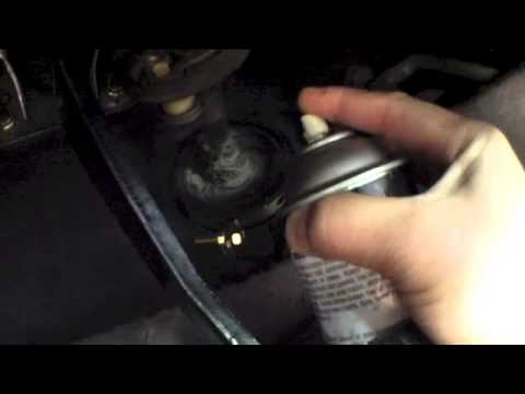 Fix Steering Wheel Squeak Noise Toyota Camry Youtube