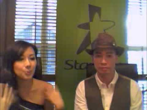 Live Chat with TVB Stars Moses Chan and Selina Li on StarHub Entertainment Facebook (Part 3 of 3)