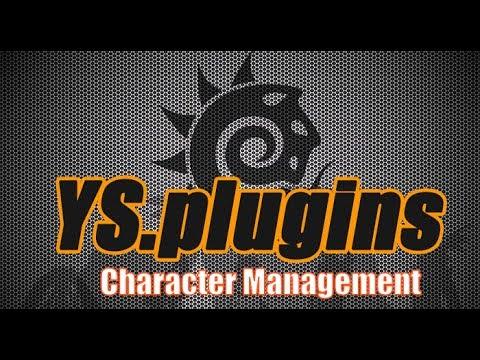 YamatoWorks Character Management for Lightwave