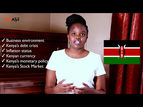 Latest news about the economy in Kenya | 2020 and summary of the start of 2021