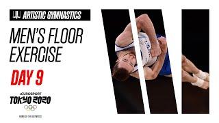 ARTISTIC GYMNASTICS | Men's Floor Exercise - Gold - Highlights