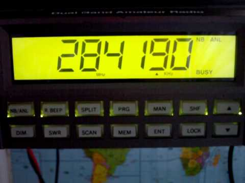 Backscatter Propagation Radio Contact Nov11,2011
