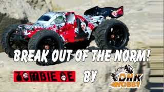 DHK Hobby Zombie 1/8th Scale Electric Monster Truck