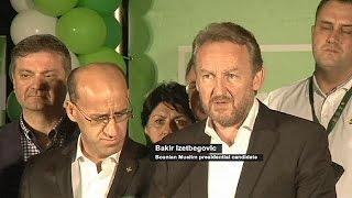 Kaum Veränderung: Nationalisten dominieren bei Wahlen in Bosnien