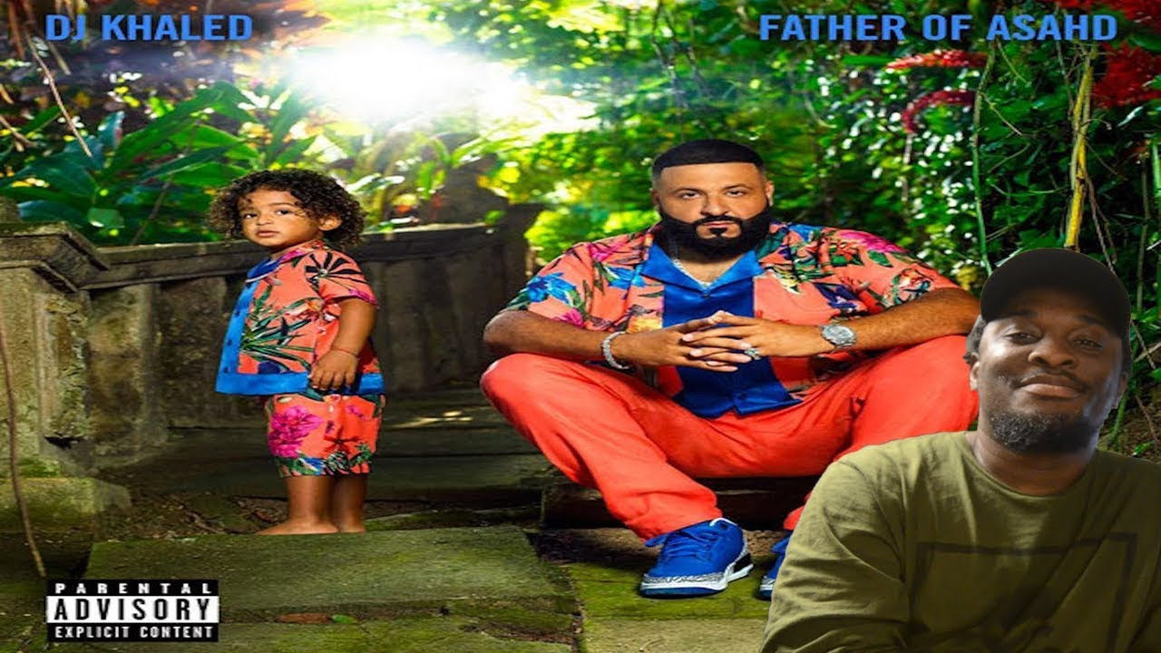 DOWNLOAD ALBUM: DJ Khaled - Father Of Asahd (Full Zip File