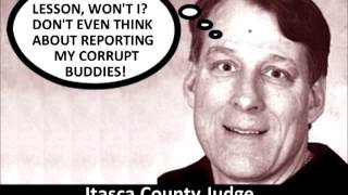 Lion News: Corrupt Itasca Officers Of Court Don't Want To Take Salisbury's Valid Complaint? Part 2
