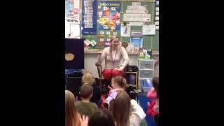 Mustache Song for Preschool Storytime