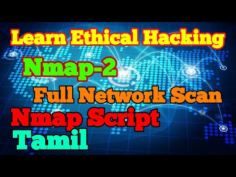 Network Map || Part-2 || Tech In Tamil