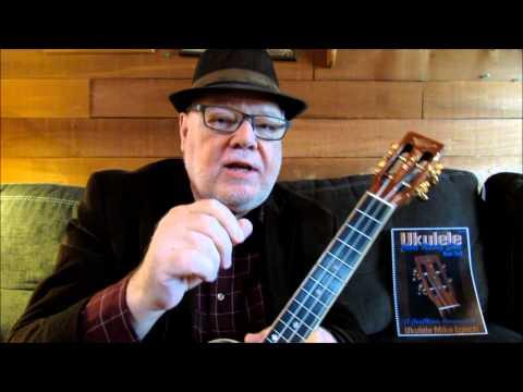 HOW GREAT THOU ART - Solo Ukulele Chord/Melody arrangement by Ukulele Mike Lynch