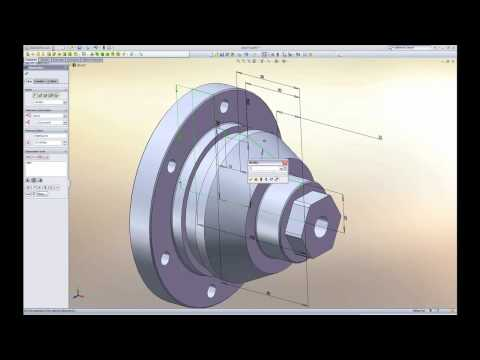Edgecam Integration with SolidWorks