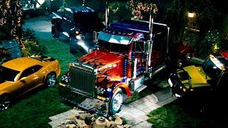 Transformers 2007: Autobots en la casa de Sam Witwicky/Parte 2/Español Latino HD