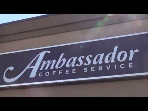 Ambassador Coffee - Employer of Excellence 2013
