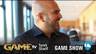 Game TV Schweiz - Interview mit Tarik Sharif | Geschäftsführer MICE & Men Eventmarketing GmbH | Zürich Game Show
