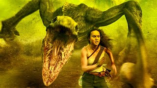 Top 10 Brutal Man Vs Giant Monster Fights in Movies