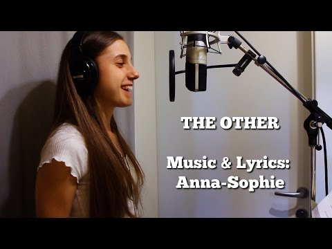 THE OTHER - Anna-Sophie Eigenkomposition - own song singing songwriting piano playing