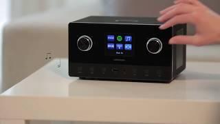 MEDION® LIFE® P85111 WiFi DAB+ Internet Radio