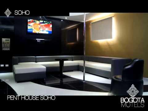 Motel Soho Chapinero Bogot Youtube
